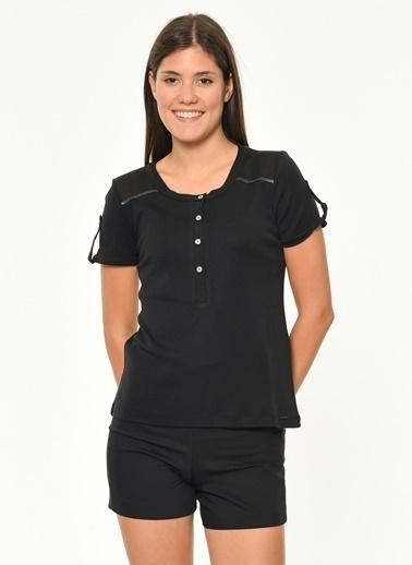 Optique Bluz Siyah